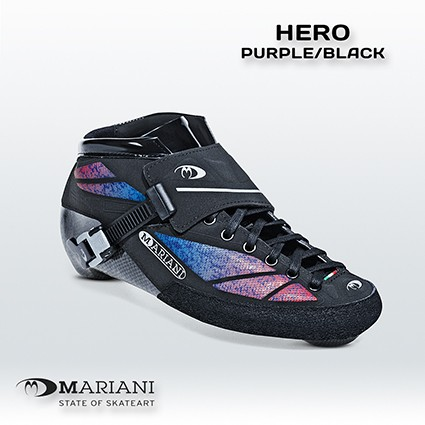 MARIANI - HERO BLACK/Purple