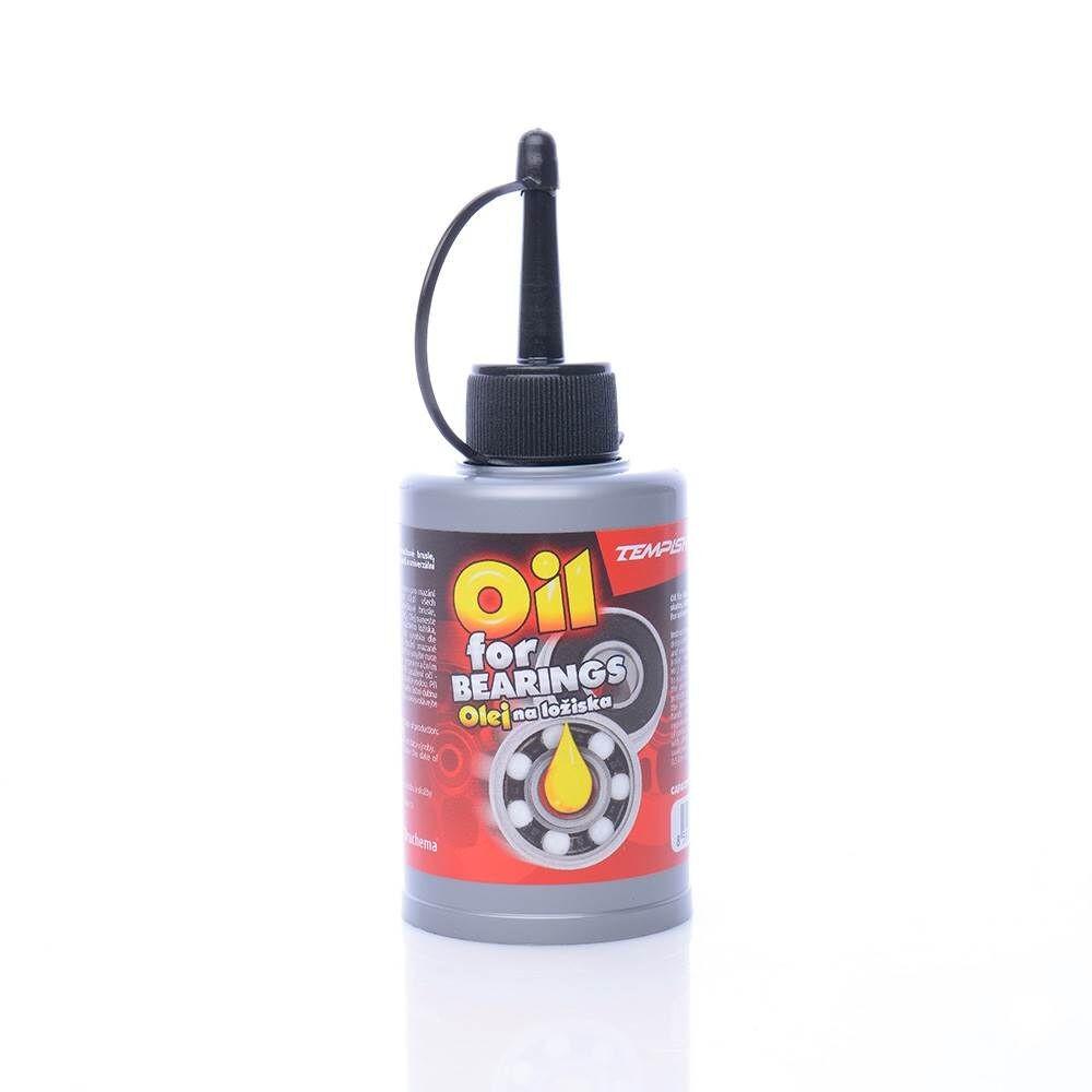 Kugellager Öl, Oil for lubrication of bearings