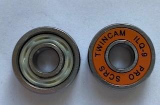 16 Twincam 608 Kugellager ILQ9, 608 Bearings