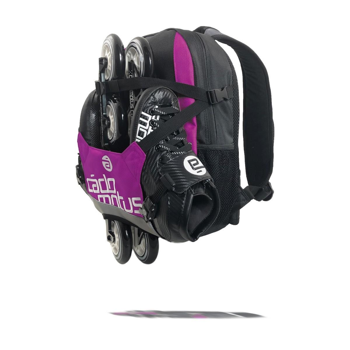 Urban Flow Gear Bag | Black/Purple