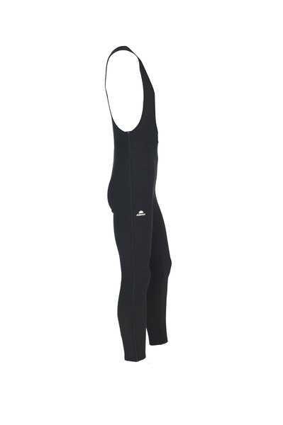 Thermo Trägerhose mit Reissverschluss - für Skater, Eisläufer,und besonders Radsport