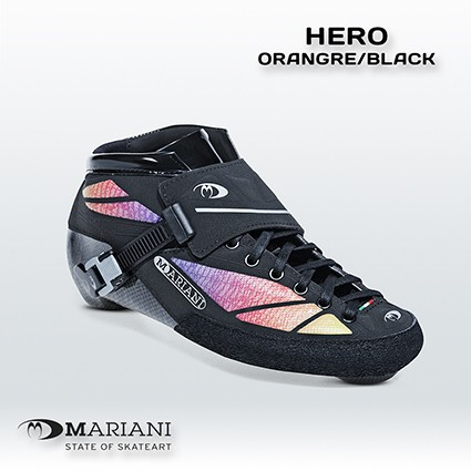MARIANI - HERO BLACK/Orange