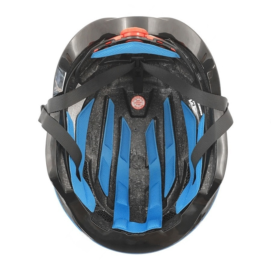 Ersatz Pads Omega Helm, Replacement pads for Omega Aero helmet