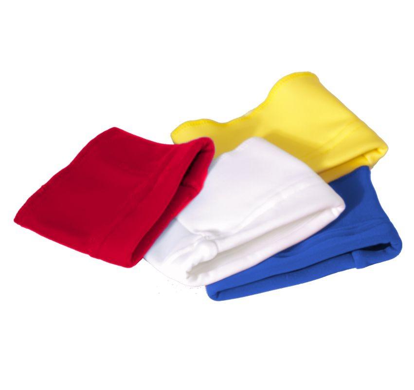 Wettkamkampfbänder, Armbinde Wettkampf – Satz mit 4 Farben ISU zertifiziert