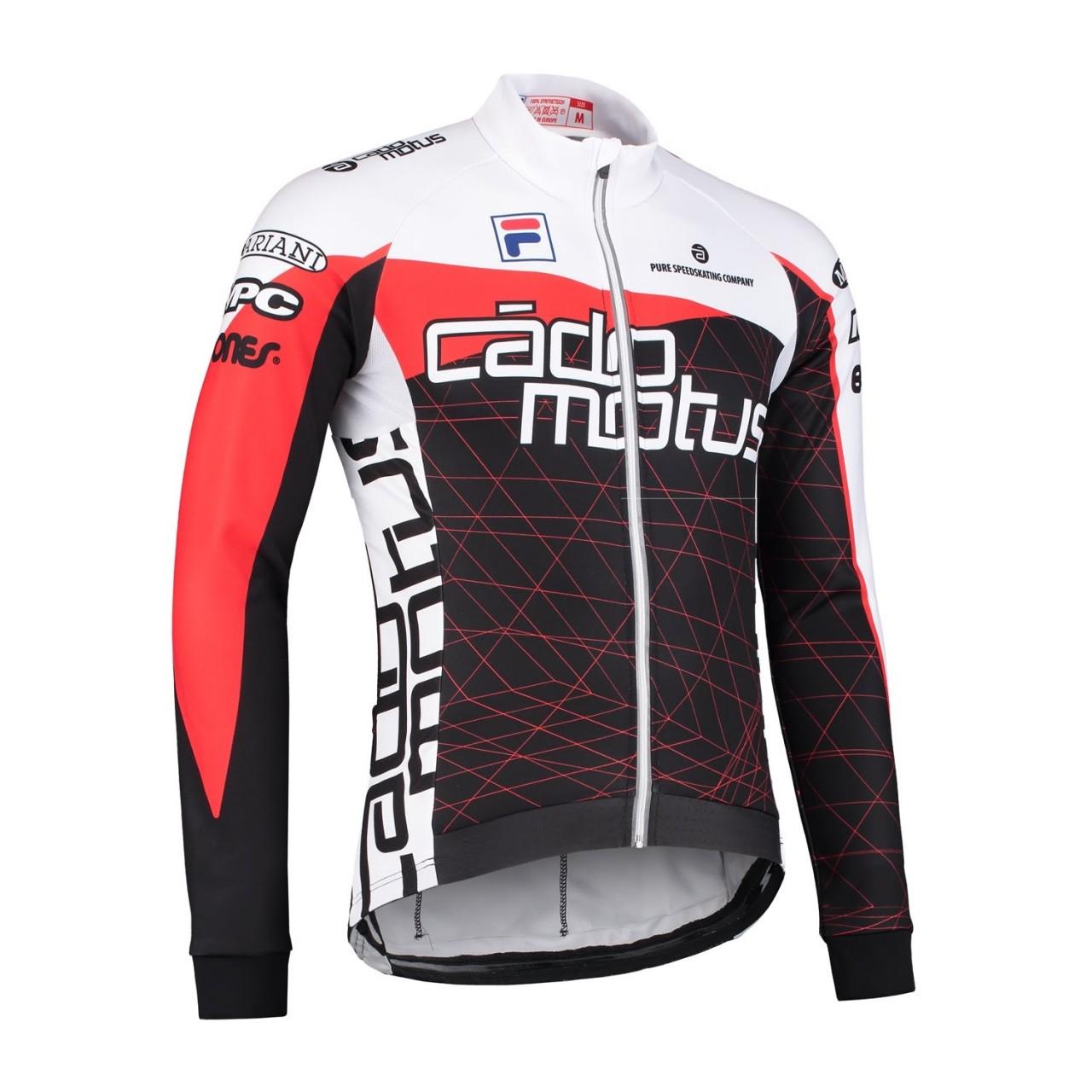 Cádo Motus Team Jacke in Rot 4-season-jacket