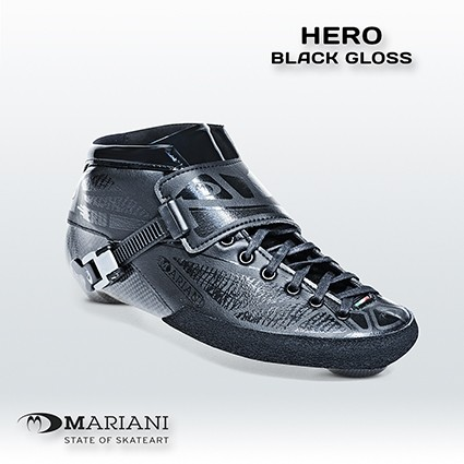 MARIANI - HERO BLACK/GLOSS