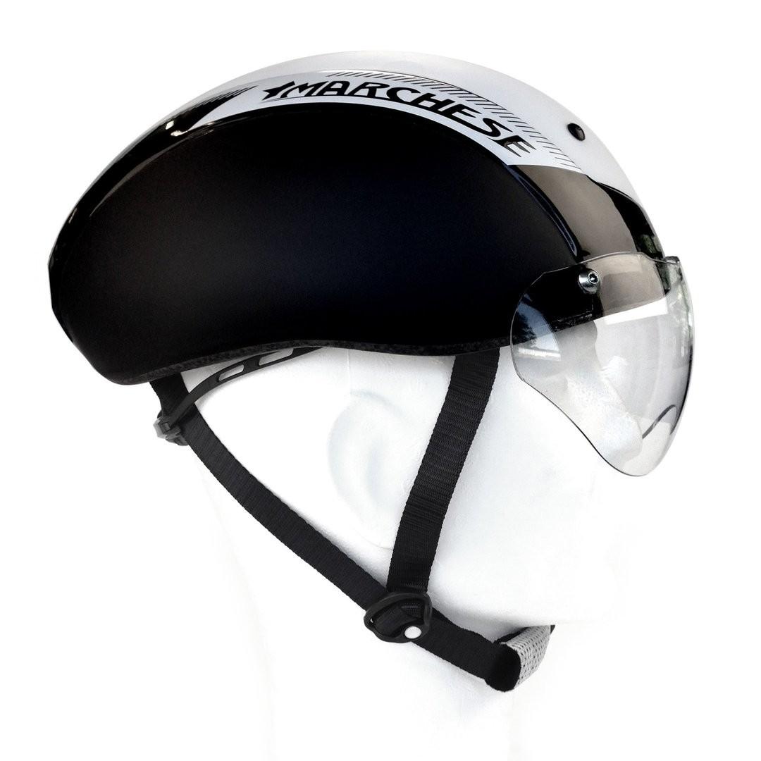 Marchese - Cadomotus ,Aerospeed Helm, Shorttrack, Longtrack, Inline, Eis